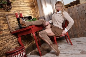 Myriem incall escort in Borger