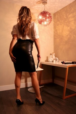 Anne-severine escort