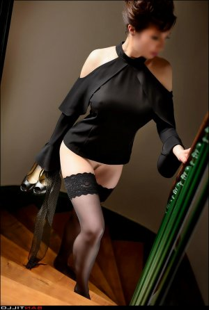 Marie-eve independent escorts
