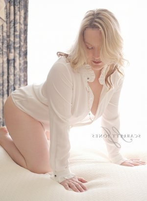 Gentiane independent escort in Del City